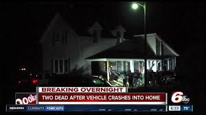 teen accused of driving vehicle that crashed into clinton co home