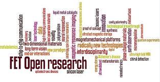 25 new fet open ideas for breakthrough technologies european