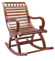 Awesome Idea Wooden Rocking Chair  Images About Wooden Chairs On - Wooden rocking chair designs