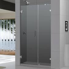 bathroom perfect frameless dreamline mirage shower door with