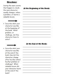 6 best images of first grade book report printables 2nd grade