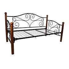 Metal Daybed Frame Furniture Metal Frame Daybeds Wrought Iron Daybed Frames