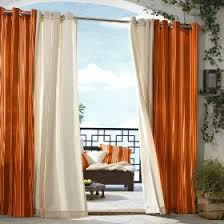 Fall Color Curtains Copper Curtains Home Design Ideas And Pictures