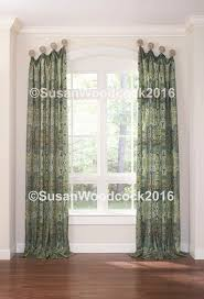 Decorative Traverse And Stationary Drapery by 14 Best Singer R Sewing Custom Curtains Shades And Top