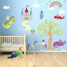 création déco chambre bébé dessin mural chambre unique stock décoration murale chambre bébé