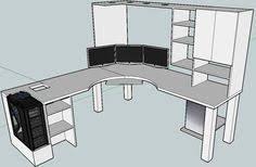 Corner Computer Desk Ideas 23 Diy Computer Desk Ideas That Make More Spirit Work Desks