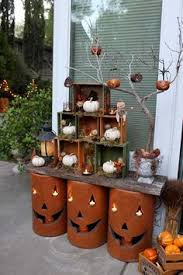 Christmas Decoration For Home Cozy Folk Art Style Fall Decorations For Home And Garden Crates