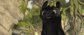 train dragon 2 u2013 toothless hiccup jenine silos