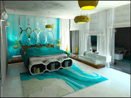 house charming decorating turquoise bedroom mint watery blue