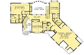 family room floor plans angled garage and family room 15733ge architectural designs