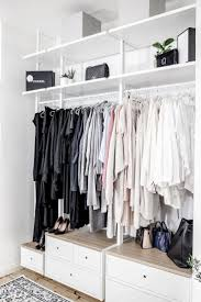 25 Best Closet Organization Tips Ideas On Pinterest Bedroom Best 25 Loft Closet Ideas On Pinterest Slanted Ceiling Closet
