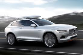 volvo coupe volvo unveils concept xc coupe at 2014 naias in detroit