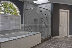 Tiling A Bathroom Floor by Designer Trick Take Your Shower Tile To The Ceiling