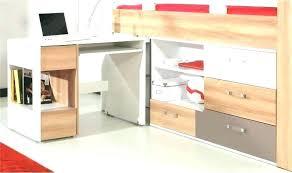 lit mezzanine avec bureau enfant lit et bureau enfant affordable but bureau enfant with but bureau
