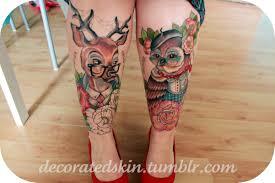 shin tatoos sometimes sweet tattoo tuesday v 72