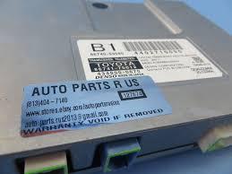 lexus is 250 fuse box 2010 2012 lexus is250 ct200h telematics communication transceiver