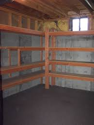 basement remodeling ideas basement shelving