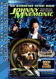johnny mnemonic sega cd unreleased prototype mini review and