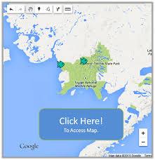 Eagle River Alaska Map by Kanektok River Fishing Fishing Access Fishing Map