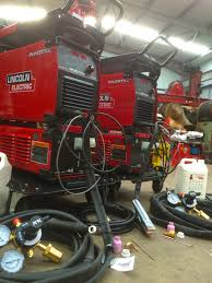 Cool Welding Pictures Lincoln Electric Invertec 400tpx U0026 Cool Arc 46 Water Cooled Tig