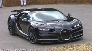 bugatti chiron bugatti chiron full throttle acceleration youtube