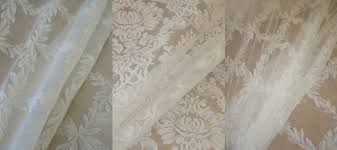 fresh classic sheer fabric for curtains 10893