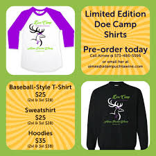 pre order your doe camp shirt adam puchta winery