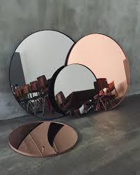 circum mirror in fawn by aytm