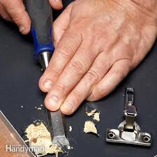 Kitchen Cabinet Repairs How To Repair A Sliding Door Family Handyman