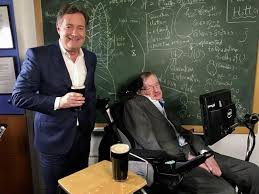 Stephen Hawking Meme - good morning britain viewers praise piers morgan for brilliant