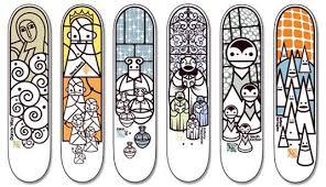 skateboard designen 15 awe inspiring skateboard designs skateboard design