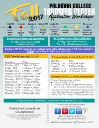 csu application workshop u2013 transfer center