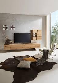 Wohnzimmerschrank Umgestalten Wohnwand In Grau Naturfarben Von Voglauer Wohnwände Pinterest