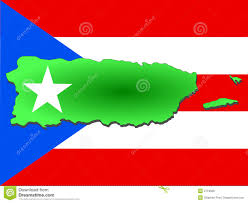 Maps Of Puerto Rico by Map Of Puerto Rico Royalty Free Stock Photography Image 6515087