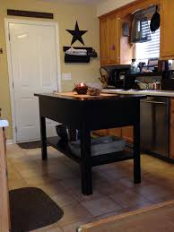 primitive kitchen island handcrafted by the old mercantile in