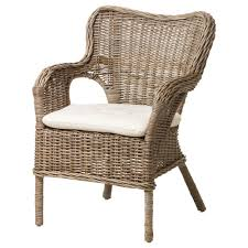 White Wicker Rocking Chair Outdoor Rattan Armchairs Wicker Armchairs Ikea