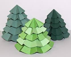 ruffled christmas trees pazzles craft room