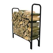 outdoor fireplace log rack blower inside firewood holder storage