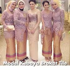 wedding dress brokat model kebaya brokat tile android apps on play