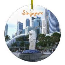 singapore ornaments keepsake ornaments zazzle