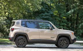 mini jeep car 2017 jeep renegade in depth model review car and driver