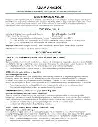entry level resume template free entry level resume summary best finance templates free word