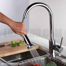 kitchen faucets vancouver pull out style solid brass kitchen faucet kpf001 in vancouver