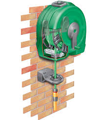 Wall Mounted Hose Reels Garden Metal by Hozelock Fast Reel Hose Reel 40m Wall Mounted 2496 Colours May