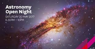 student portal astronomy open night