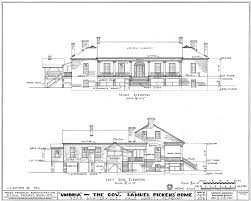 home designs architectural drawing
