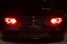 eye bmw headlights bmw m3 installation