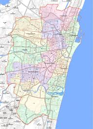 St Thomas Map Chennai Direction Map Chennai Map With Directions Tamil Nadu