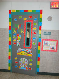 backyards classroom door decoration ideas for back design