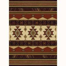 Southwestern Throw Rugs United Weavers Area Rugs Rugs The Home Depot